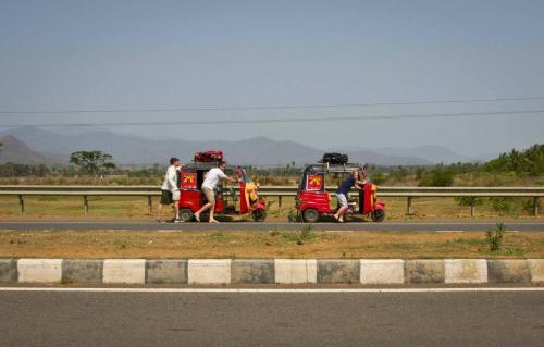 Rickshaw Run 2012